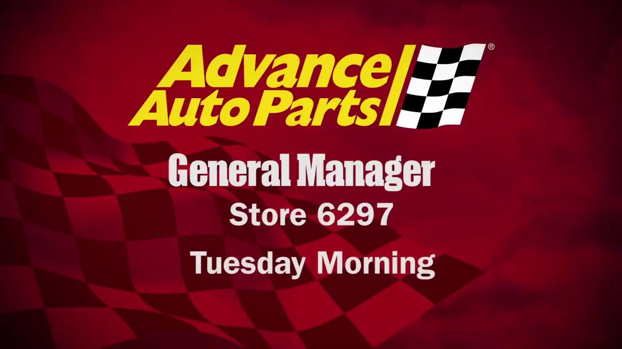 Advance Auto Parts Careers on